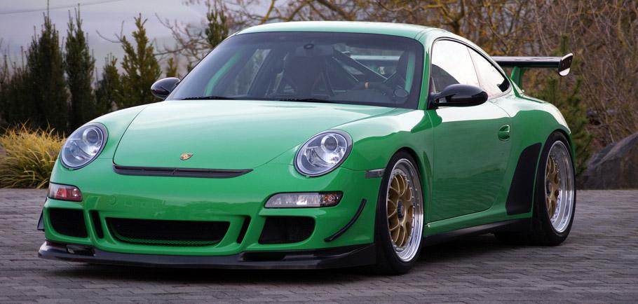 Kaege Porsche GT3 RS Front View