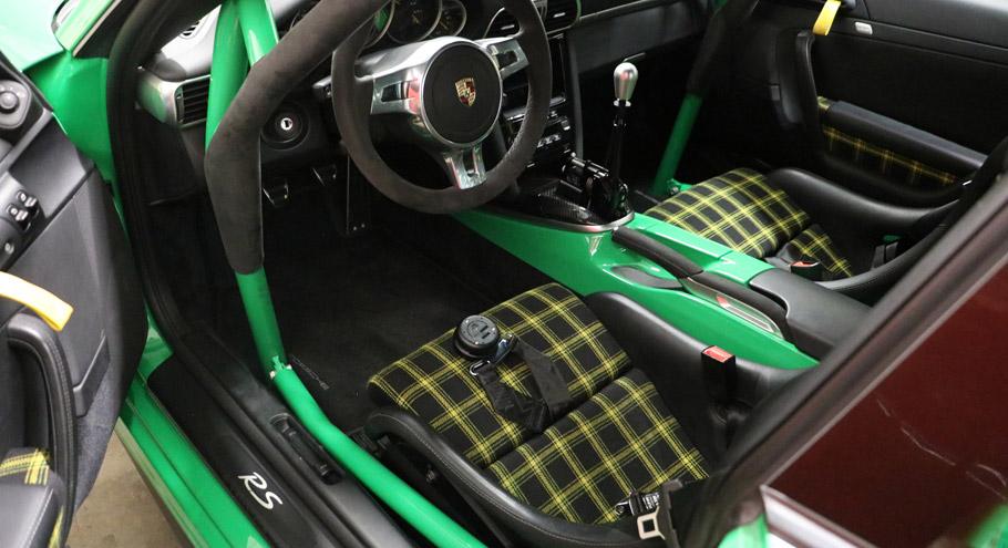 Kaege Tunes The Porsche Gt3 Rs