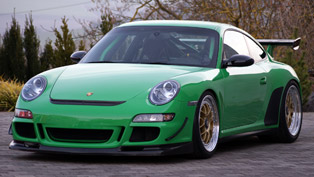 Meet Kaege Porsche GT3 RS: Lighter and More Powerful