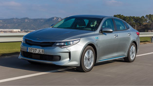 2016 Kia Plug-In Hybrid Revealed Ahead of Global Debut: Here is All You Should Know