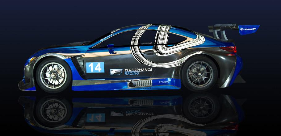 2016 Lexus RC F GT3