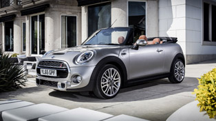 MINI Open 150 Edition Celebrates the Exclusivity of the Convertible Kind