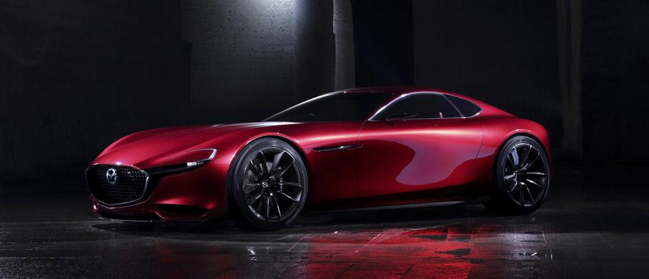 2016 Mazda RX-VISION Concept