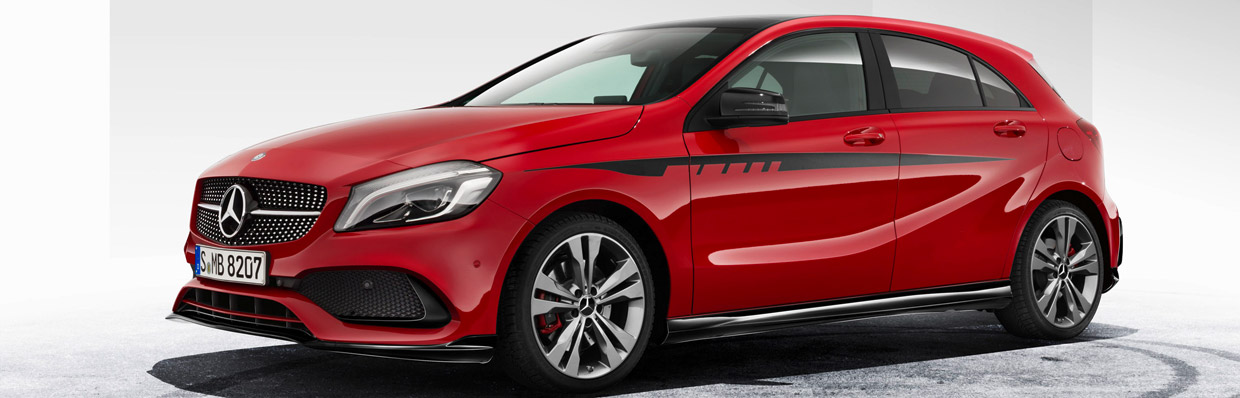 2016 Mercedes-Benz A250 AMG Body Kit front View