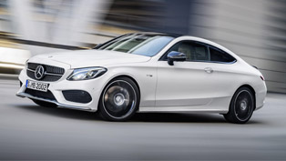 powerful and stylish, mercedes-amg c 43 4matic coupe is finally here!