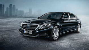 mercedes-maybach s 600 guard grants you with maximum ballistic protection