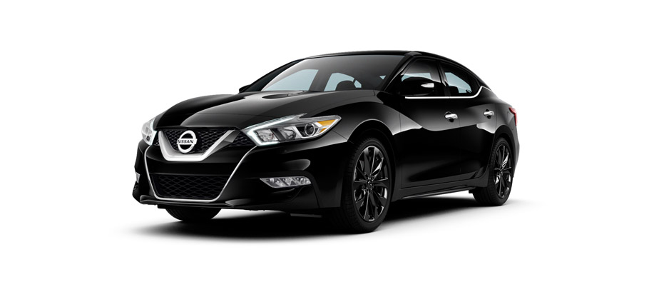2016 Nissan Maxima SR Midnight Edition Package