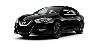 Nissan Reveals the Appealing Midnight Edition Pack for 2016 Maxima