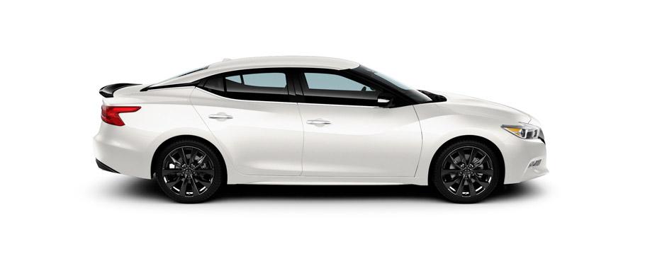 2016 Nissan Maxima SR Midnight Edition Package