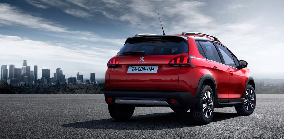 2016 Peugeot 2008