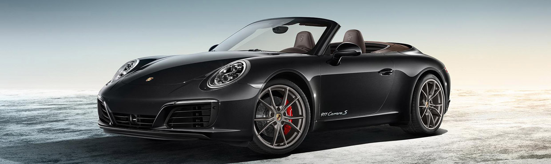 Porsche 911 Carrera S Cabriolet by Porsche Exclusive Exterior
