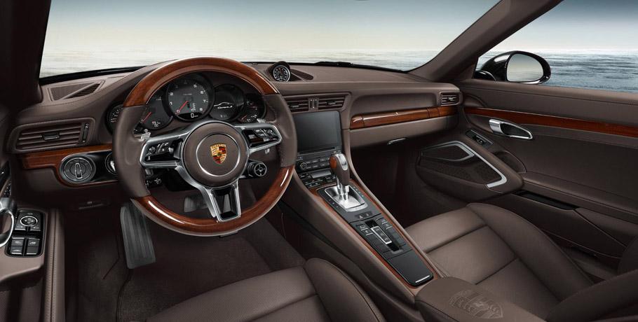Porsche 911 Carrera S Cabriolet by Porsche Exclusive Interior