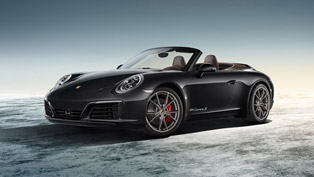 Porsche Exclusive Releases 911 Carrera S Cabriolet with Wooden Trim Interior
