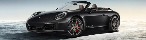 Porsche Exclusive Releases 911 Carrera S Cabriolet with Wooden Trim Interior