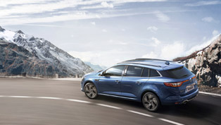 Renault to Reveal Megane Sport Tourer GT at the Geneva Motor Show