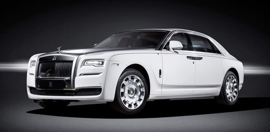 Rolls-Royce Ghost Eternal Love Edition Exterior