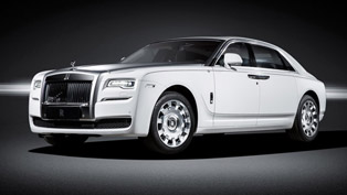 rolls-royce dedicates special edition ghost to eternal love