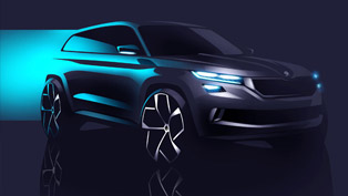 skoda visions concept is inspired by real crystal [w/video]
