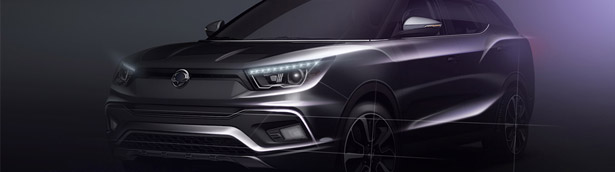SsangYong to Unveil Tivoli XLV and SIV-2 Concept At Geneva Show