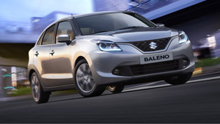 Suzuki to Unveil Baleno at the Geneva Motor Show