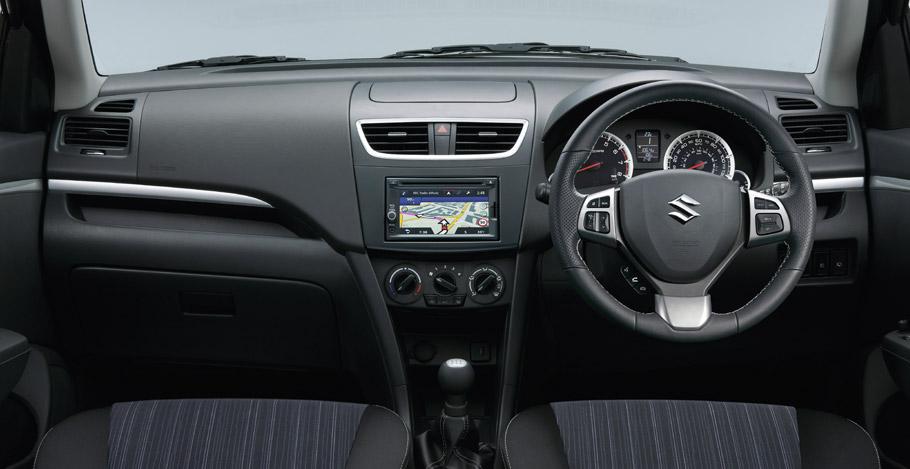 2016 Suzuki Swift SZ-L Special Edition