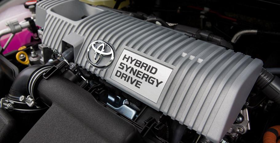 Toyota Corolla 1.8-litre Hybrid Powertrain