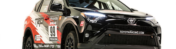 Ryan Millen in Toyota Rally RAV4 to Chase Multiple Championships This Year