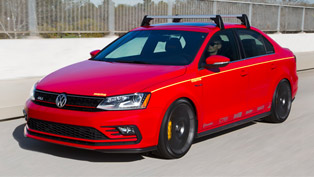 volkswagen and momo proudly demonstrate 2016 momo edition jetta gli