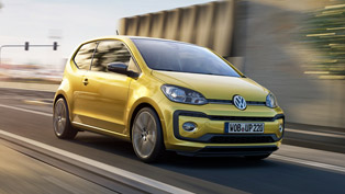 2016 Volkswagen up! Will Make its Global Premiere At Geneva Show