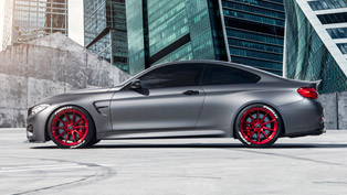 Vorsteiner Releases One-Off Aero Program for BMW M4 F8X