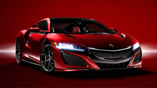 2016 acura nsx supercar was sold for nearly ten times its book price