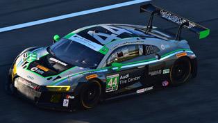 Audi Dominated the 2016 Rolex 24-Hours at Daytona