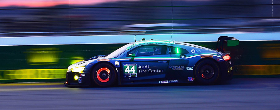 Audi R8 LMS #44 Magnus Racing