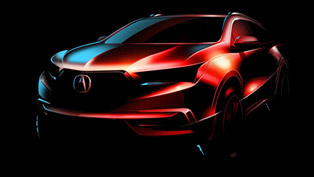 next gen 2017 acura mdx to stun visitors at the new york auto show