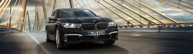BMW M760Li xDrive Equipped with First of its Kind V12 M Performance Engine