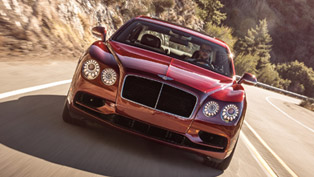 bentley flying spur v8 s to debut at the geneva motor show
