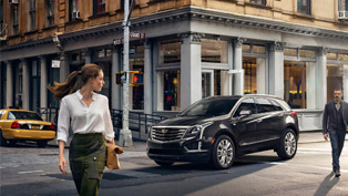 you can now order 2017 cadillac xt5 luxury crossover