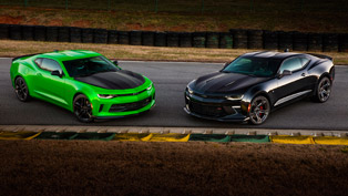 Chevrolet Meets 2016 With Special Performance Upgrade Packs!