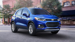 Chevy Proudly Presents 2017 Trax!