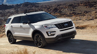 ford showcases xlt sport appearance package for explorer model