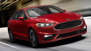 ford fusion sport is resistible to… damaging potholes [w/video]
