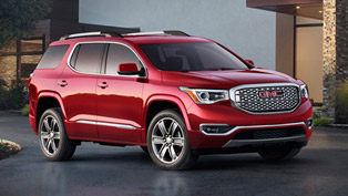 gmc announces pricing and more standard equipment for acadia denali