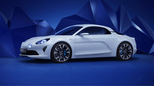 Renault Showcases 2017 Alpine Vision And Announces Plans For the Future