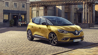 Geneva Debuting Fourth Generation Renault Scenic Offers Glimpse of … Mediocrity