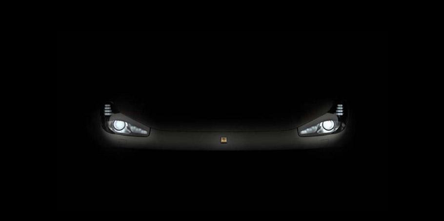 2017 Ferrari FF Facelift Teaser