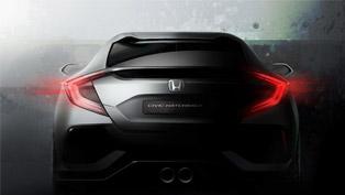 honda civic hatchback prototype to stun the geneva motor show with exclusive premiere