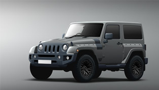 kahn teases special jeep wrangler black hawk edition for geneva