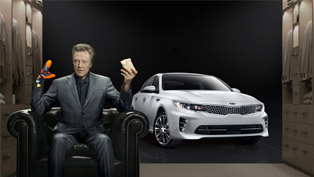Christopher Walken Shows What's Inside His Closet in the new Kia Super Bowl Ad [w/video]