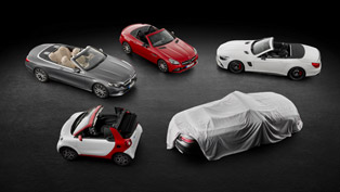 Geneva Motor Show to See Mercedes-Benz Dream Car Collection