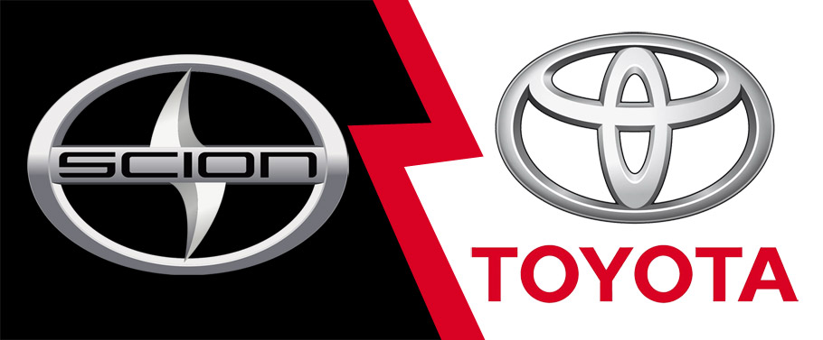 Scion Transitions to Toyota